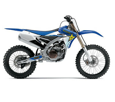 AU129.95 • Buy One Industries Yamaha  Yz125 Yz250 2002 - 2014 Rockstar Graphics Shroud Kit