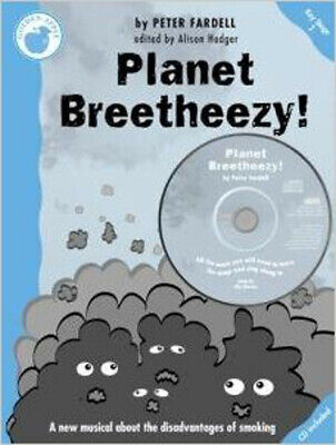 £7.80 • Buy Peter Fardell: Planet Breetheezy! (Teacher's Book/CD), New, Peter Fardell Book
