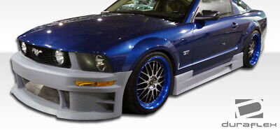 $670 • Buy 05-09 Ford Mustang Duraflex GT Concept Body Kit 4pc 104049