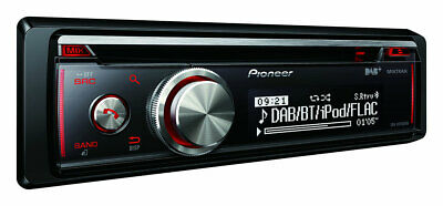 Pioneer DEH-X8700DAB Car Stereo With DAB+ Tuner • 214.28£