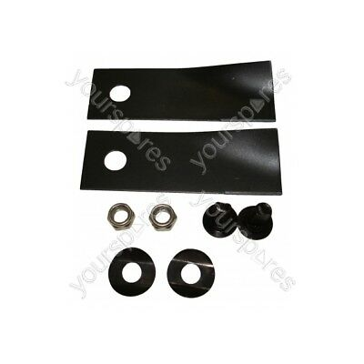 Rover Replacement Lawnmower Blade & Bolt Kit • 9.58£