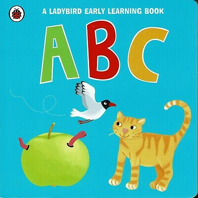 £4.94 • Buy ABC ~ A Ladybird Early Learning ~ 21x21cm Board Book