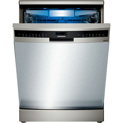 View Details Siemens SN258I06TG IQ-500 A+++ Dishwasher Full Size 60cm 14 Place Stainless • 693.00£
