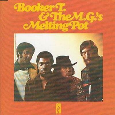 Booker T. And The M.G.'s : Melting Pot CD (1992) ***NEW*** Fast And FREE P & P • 8.78£