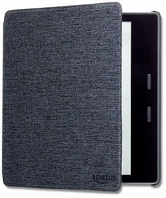 AU79.62 • Buy Kindle Oasis Water-Safe Fabric Cover (9th & 10th Generation) - Charcoal Black