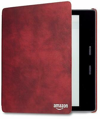 AU126.62 • Buy Kindle Oasis Leather Cover (9th & 10th Generation) - Merlot