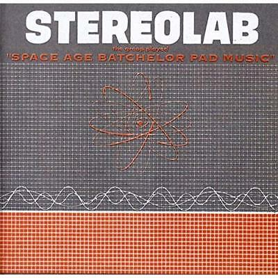 Stereolab The Groop Played Space Age New Sealed Vinyl Lp Reissue In Stock • 13£