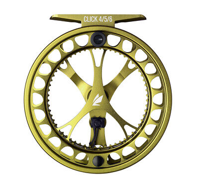 $300 • Buy Sage Click 4/5/6 Fly Reel-Lime