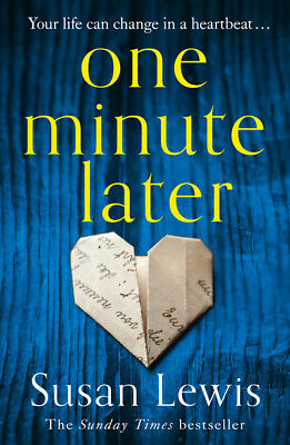 £2.98 • Buy One Minute Later By Susan Lewis (Paperback / Softback) FREE Shipping, Save £s