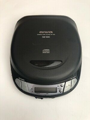 Aiwa Portable CD Player Model XP 205 - Good Condition & Working Order • 14.99£