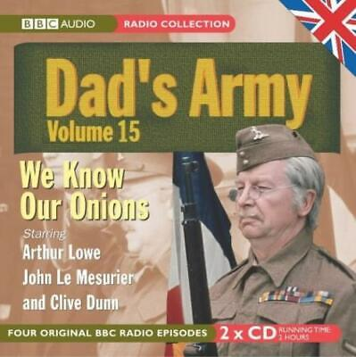 £9.98 • Buy Dad's Army - 15 CD 2 Discs (2004) Value Guaranteed From EBay's Biggest Seller!