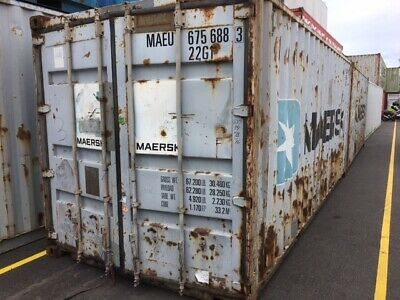 AU2550 • Buy Shipping Container 20ft As Is Grade        Cheap Cheap