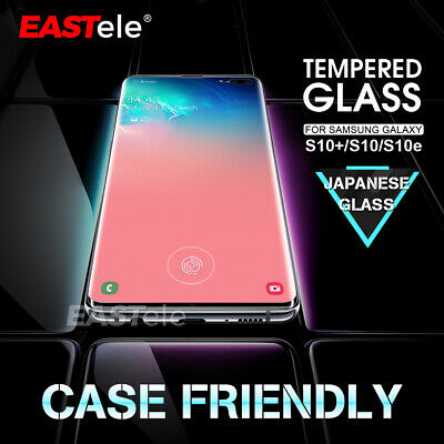 AU7.95 • Buy For Samsung Galaxy S20 FE Ultra S10 Note 20 10 Tempered Glass Screen Protector