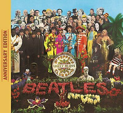 £11.96 • Buy The Beatles - Sgt Pepper's Lonely Hearts Club Band [CD]