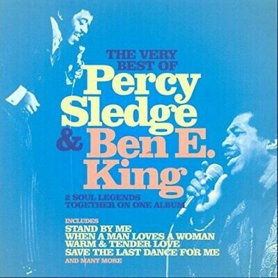 £4.92 • Buy Percy Sledge And Ben E King - The Very Best Of Percy Sledge And Ben E King [CD]