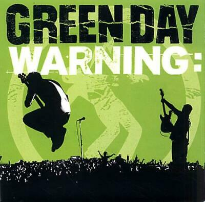 Warning - Green Vinyl Green Day UK 7  Vinyl Single Record W548 REPRISE • 25.70£