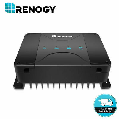 AU369.99 • Buy Renogy 12V 50Amp DC To DC Dual Battery Charger With MPPT Solar Lithium Lead Acid
