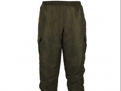 Avid Thermal Combat Trousers Khaki *SALE* *All Sizes* NEW Carp Fishing Trousers • 18.99£