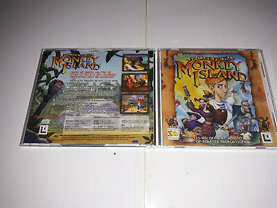 £4.66 • Buy ESCAPE FROM MONKEY ISLAND  -PC Game  - J0002