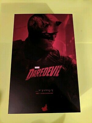 $ CDN375 • Buy Daredevil TMS003 Hot Toys 1/6th Scale Marvel Collectible Action Figure