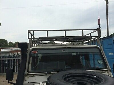 Landrover 130 Roof Rack Tent Platform Expedition Utility • 300£