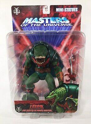 $195 • Buy Masters Of The Universe NECA 200x LEECH Statue Sealed He-Man MOTU Staction MOC