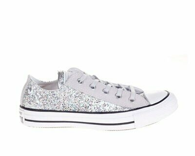 sneakers converse donna glitter