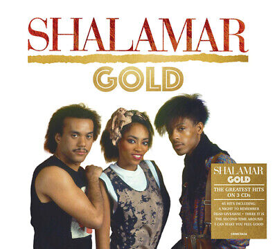 £4.56 • Buy Shalamar : Gold CD Box Set 3 Discs (2019) Highly Rated EBay Seller Great Prices