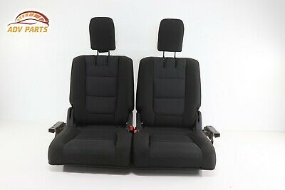 $449.99 • Buy ⭐ 2011 - 2015 Ford Explorer Rear Third 3rd Row Seat Complete W/ Headrest Oem