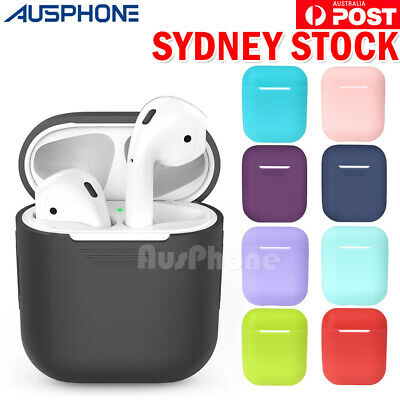 AU4.88 • Buy NEW Shockproof For Apple AirPods 1 2 3 PRO Case Cover Skin Slim Silicone Holder
