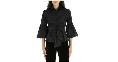 AU177 • Buy Carla Zampatti 'Wrap Me Up' Blouse. Size 6 (6-8)
