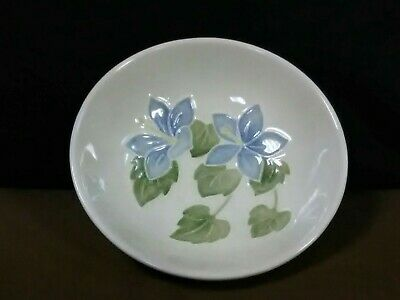 £46.71 • Buy Antique Moorcroft England Pottery Hand Painted Embossed Floral Small Bowl/Dish