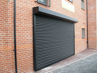 £108.91 • Buy High Quality Shopfront Roller Shutters - Powder Coated - RENTAL AVAILABLE