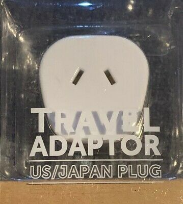 AU17 • Buy Travel Plug/Electrical Power Adapter  AU - US/JPN Australia Plug To USA Or Japan