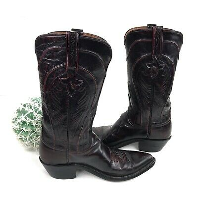 64278407ddd womens lucchese boots 7