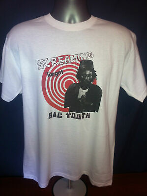 BIG YOUTH T-SHIRT - Screaming Target - Jah Reggae Dub • 12.99£