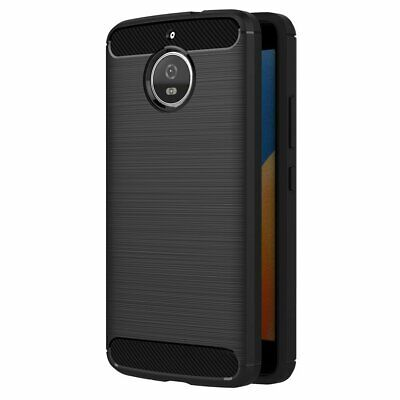 AU19.71 • Buy Case For Motorola Moto E4 Plus (5.5 Inch) Soft Silicon Luxury Brushed With