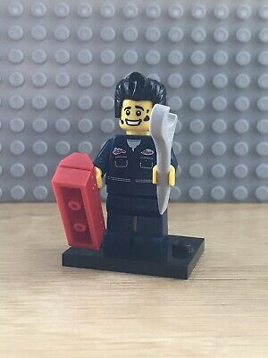 Lego Minifigures Series 6 Mechanic (8827) • 4.99£