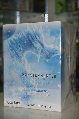 AU329.99 • Buy PS4 Monster Hunter World Iceborne Master Edition (HK Collector Limited, CHINESE)