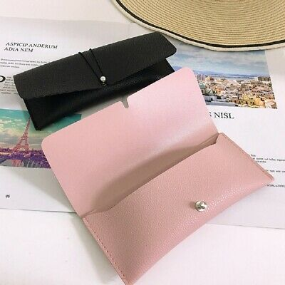 £4.99 • Buy Black Reading Sun Glasses Spectacles Case Pouch Wallet Bag Holder FREE Postage