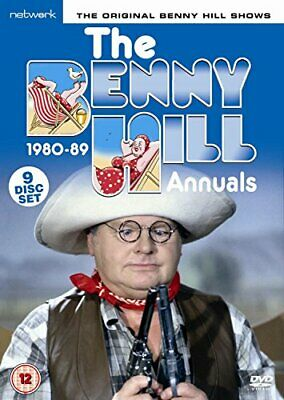 BENNY HILL THE BENNY HILL ANNUALS 198019 [DVD][Region 2] • 34.74£