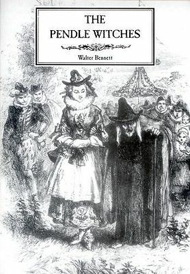 Pendle Witches By Walter Bennett (Paperback) Incredible Value And Free Shipping! • 10.04£