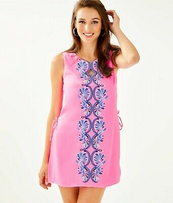 $99 • Buy Lilly Pulitzer $228 Donna Romper, Embroidered, Adorable!