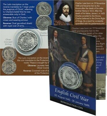 Civil War Coin Pack - Charles I	 • 3.99£