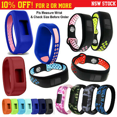 AU4.95 • Buy Garmin Vivofit 3 JR JR 2 JUNIOR Replacement Band Small Large Sports Wrist Strap