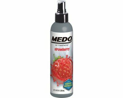Medo Pump Spray STRAWBERRY Air Freshener 236ml • 4.99£