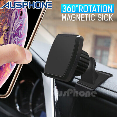 AU13.95 • Buy Universal Cell Phone Holder Car Magnetic Mount Stand Wire Holder Dock