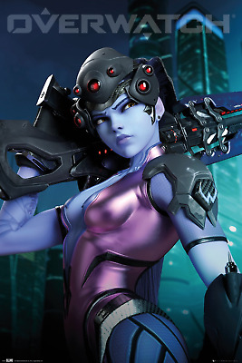 AU14.03 • Buy OVERWATCH - POSTER - 24x36 - VIDEO GAME 3456
