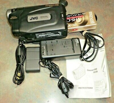 vhs camcorders