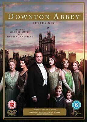 Downton Abbey - Series 6 [DVD] [2015] • 10.98£